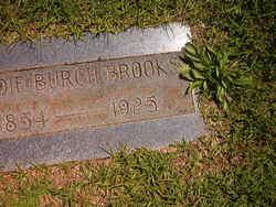Adeline E. <i>Burch</i> Brooks