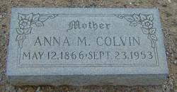 Anna Melvina <i>Pierce</i> Colvin