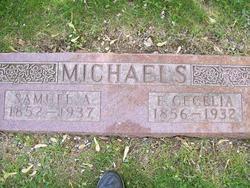 Elizabeth Cecelia <i>Page</i> Michaels