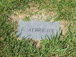 Eleanor <i>Stockard</i> Albright