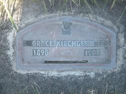 Grace <i>Hatch</i> Kirchgestner