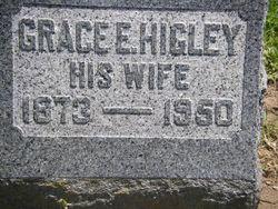 Grace E <i>Higley</i> Hawley