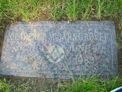 Clarence Morgan Barngrover
