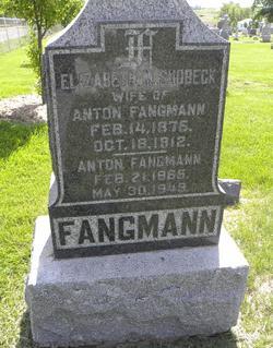 Anton Frank Fangman