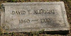 David T. Albright