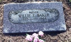 Willie Eloise <i>Sanders</i> Baker