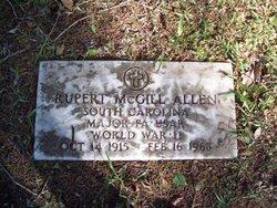 Rupert McGill Allen