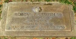 Robert Bob Curtin, III