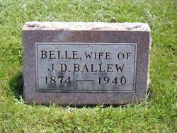 Martha Belle <i>Frame</i> Ballew