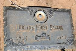 Urlyne Fern <i>Foust</i> Baccus