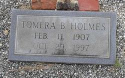 Tomera Ira <i>Bishop</i> Holmes