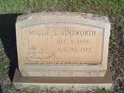 Maude S. <i>Bullock</i> Ainsworth