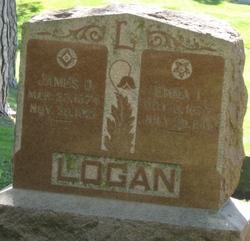 Emma Lena <i>Blanka</i> Logan