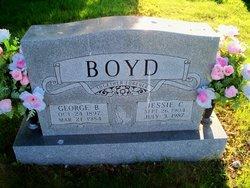 George B Boyd
