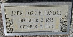 John Joseph Taylor