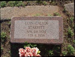 Euin Calvin Sam/Sammy Starritt