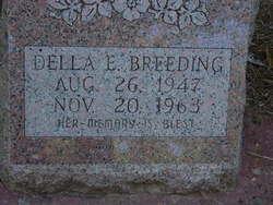 Della Elizabeth Breeding