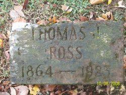 Thomas Jefferson Ross