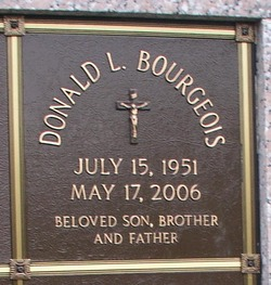 Donald Louis Bourgeois