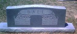 Maude <i>Dorsey</i> Ball