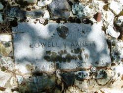 Lowell V Arnett