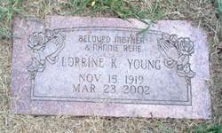 Lorrine Katherine <i>Neal</i> Young