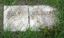 Wiley Saulsbury