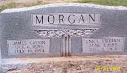 Eunice Virginia <i>Gillentine</i> Morgan