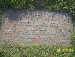 Lloyd L Curtis