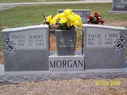 Sallie J. Mike <i>Hyslop</i> Morgan