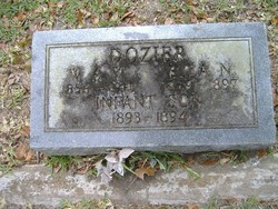 Infant Dozier