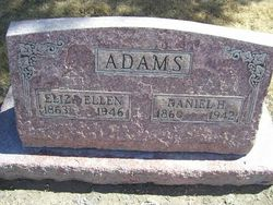 Eliza Ellen Adams