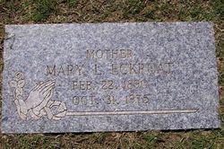 Mary L. Eckroat