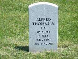 Alfred Thomas, Jr