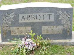Eber Jackson Abbott