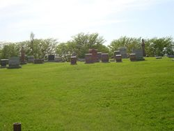 Old Sand Prairie Cemetery