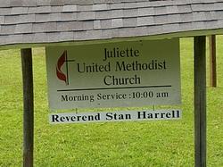 Juliette United Methodist Church Cemetery