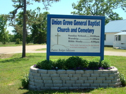 Union Grove General Baptist Cemetery