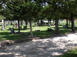 Hesston Cemetery