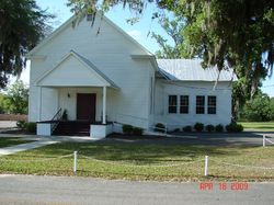 Hickory Head Baptist Church