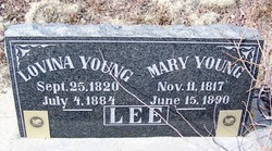 Mary Vance Polly <i>Young</i> Lee