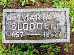 Maria Blodgett