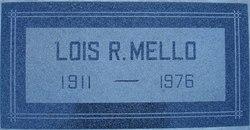 Lois E. <i>Russell</i> Mello