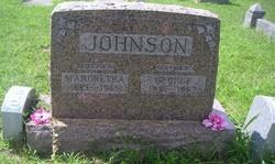 Almuth Margretha <i>Seggerman</i> Johnson