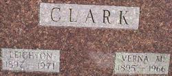 Verna M <i>Randall</i> Clark