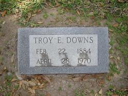 Troy Ethel <i>Zachry</i> Downs