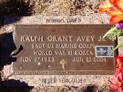 Ralph Grant Avey, Jr