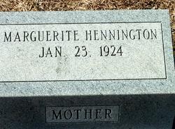 Marguerite <i>Henington</i> Granberry