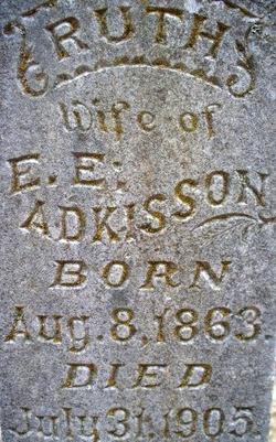 Ruth Adkisson