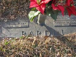Willia Virginia <i>Dawson</i> Bardin